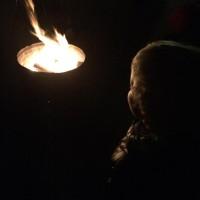 Nacht van de Nacht vuur