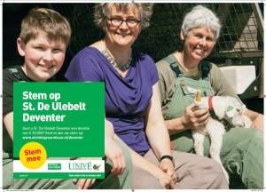 De Ulebelt | Natuur- en milieueducatie & kinderboerderij | Help de Ulebelt aan de hoofdprijs!