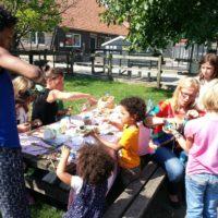 De Ulebelt | Natuur- en milieueducatie & kinderboerderij | Knotsgekke Knutselmiddag