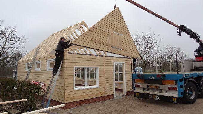 Duurzaam bouwen en wonen ulebelt for Huis duurzaam maken