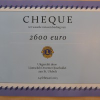 cheque Lions