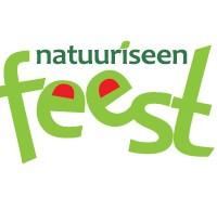 logo natuur is een feest